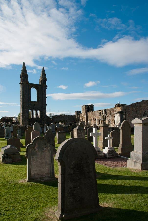 St Andrews fotografia de stock royalty free