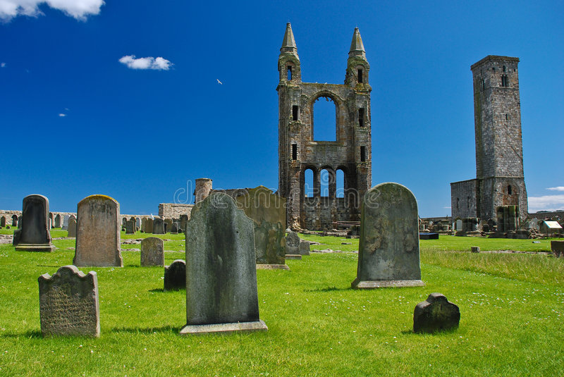 St. Andrews Cathedral royalty free stock photography
