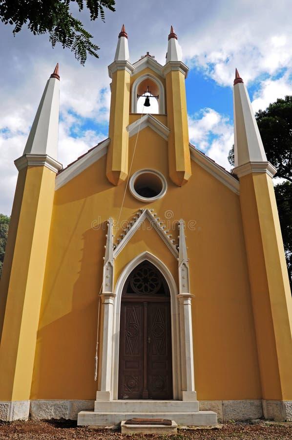 St Andrews Church fotografía de archivo libre de regalías