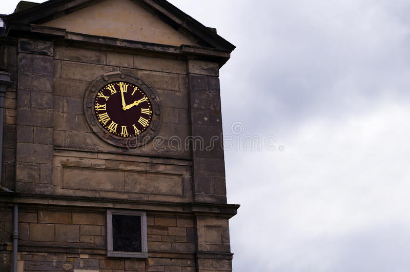 St Andrews Clock Tower royaltyfri bild