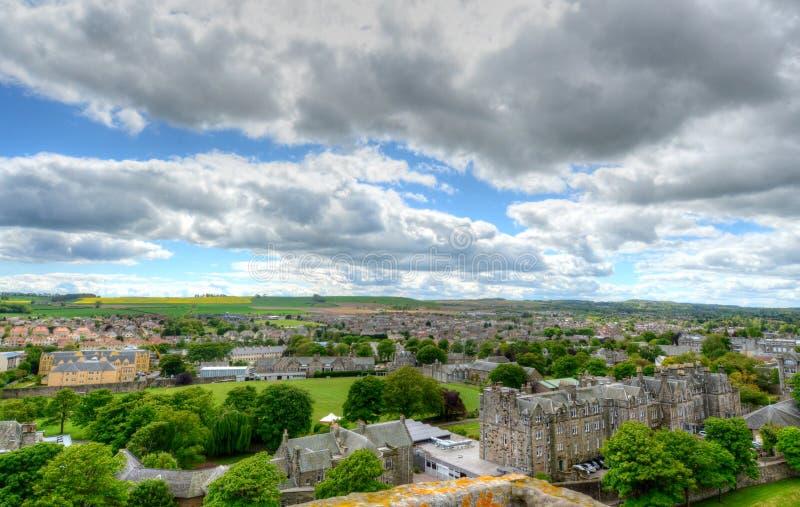 St Andrews, Escócia fotografia de stock