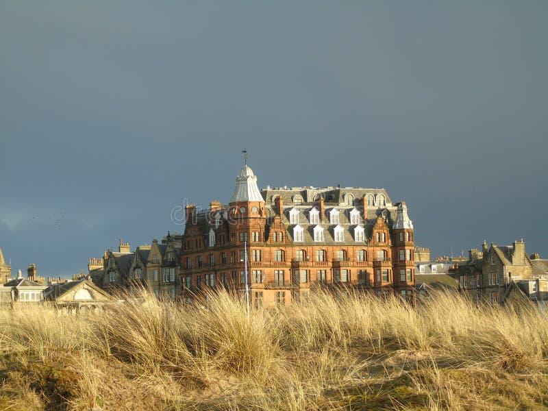 St Andrews Scotland fotografía de archivo libre de regalías