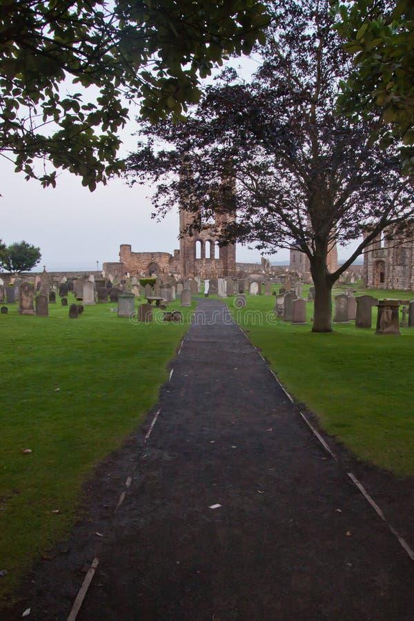 St Andrews, Scotland, UK royalty free stock images