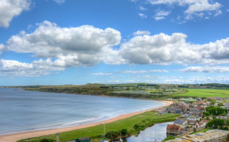 St Andrews Skottland royaltyfria bilder