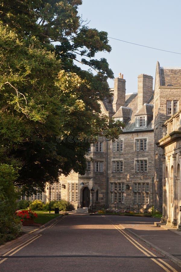 St Andrews University, Schotland, het UK royalty-vrije stock afbeelding