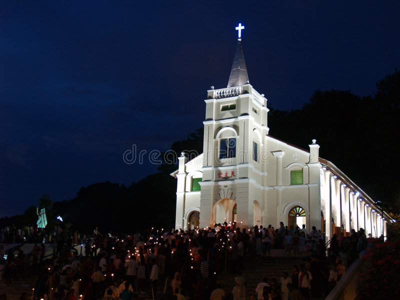 Download St. Ann Feast stock image. Image of sorin, chapel, anne - 3898455