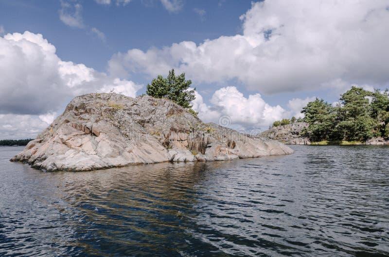St Anna Archipelago photo libre de droits