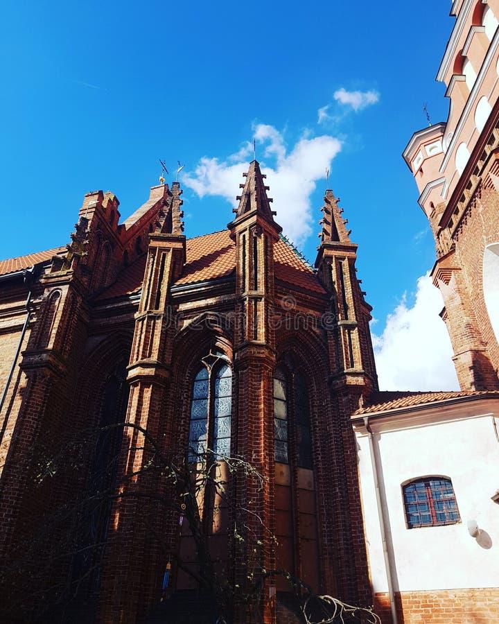 St Anna & x27; igreja de s imagem de stock royalty free