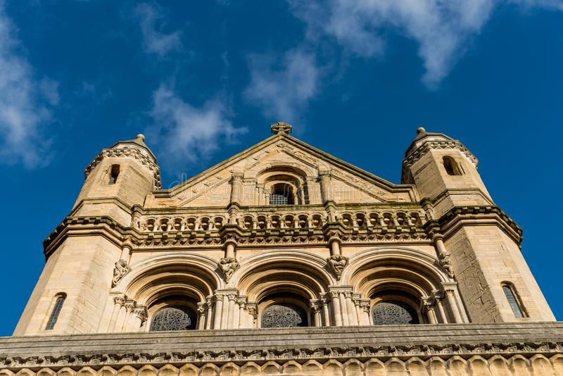 St Anne Cathedral imagem de stock royalty free