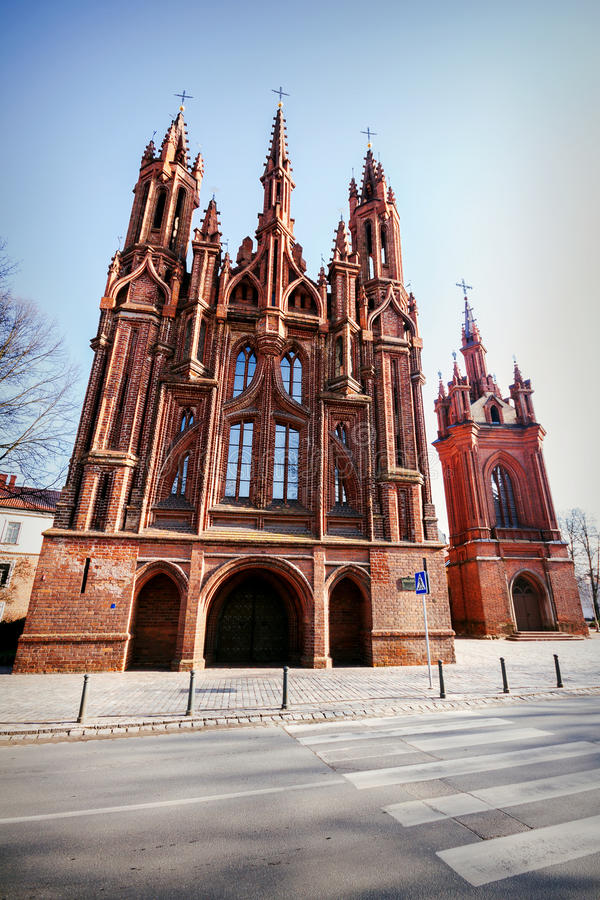 Download St. Anne's Church Stock Photo - Image: 42393875
