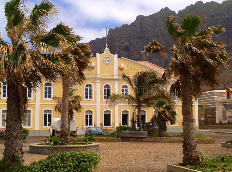 St Antao Cape Verde stock photos