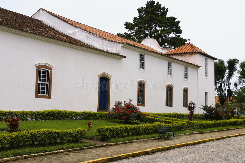 St. Anthony Church in Lapa (Brasilien) stockbilder