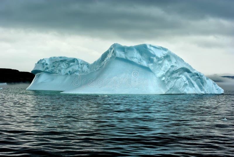 St Anthony Iceberg fotos de stock