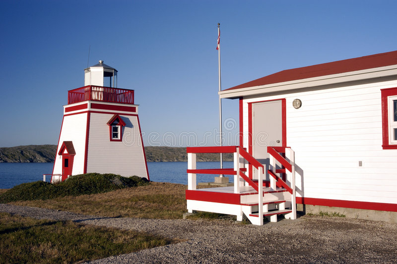 St. Anthony Lighthouse Stock Photos