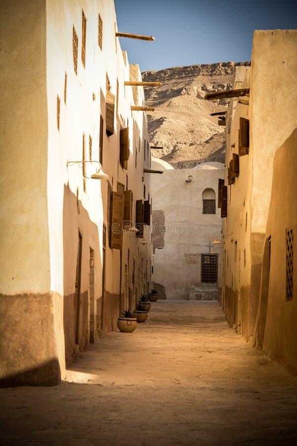 St Anthony Monastery fotografia stock