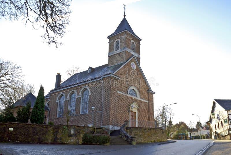 St Antonius Church en Rott - Alemania imágenes de archivo libres de regalías