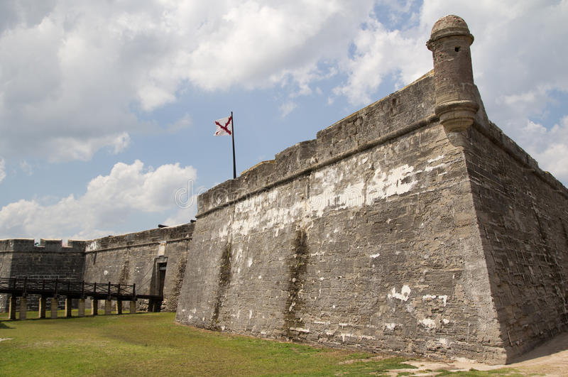 Download St. Augustine stock photo. Image of historical, national - 24526394