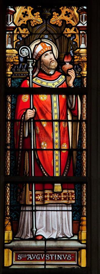 St Augustine imagens de stock royalty free
