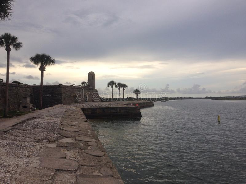 St Augustine fotografia stock libera da diritti