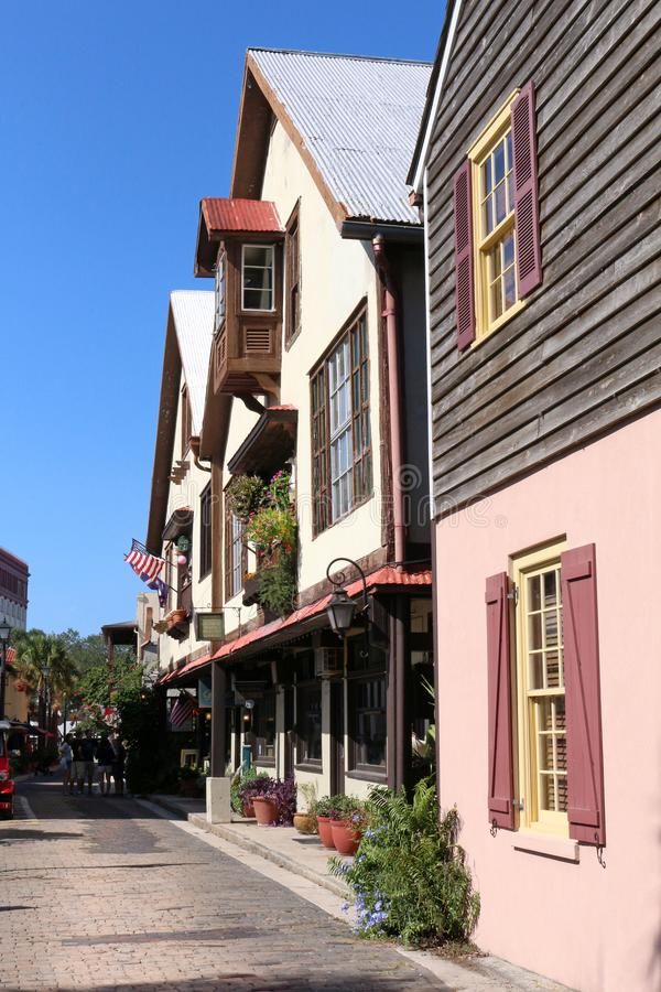 St Augustine, Florida imagem de stock royalty free