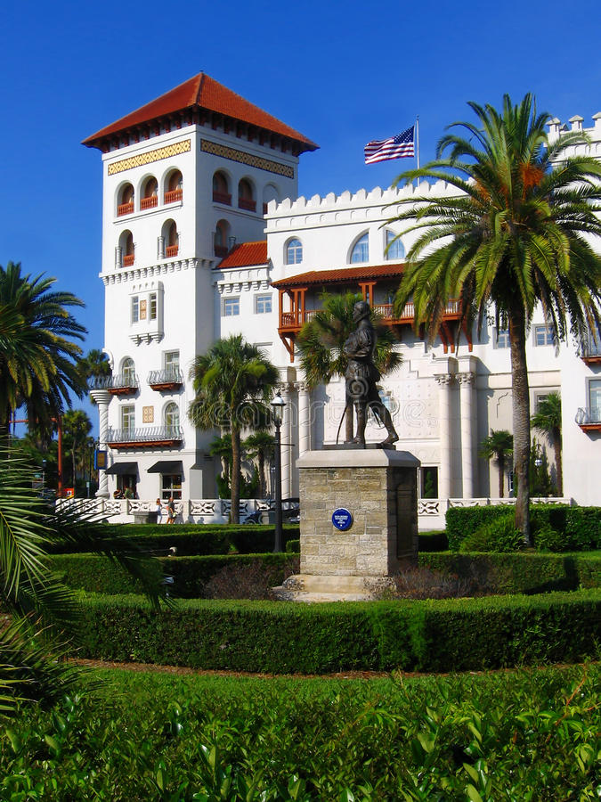 Download St. Augustine, Florida, US stock image. Image of style - 12143279