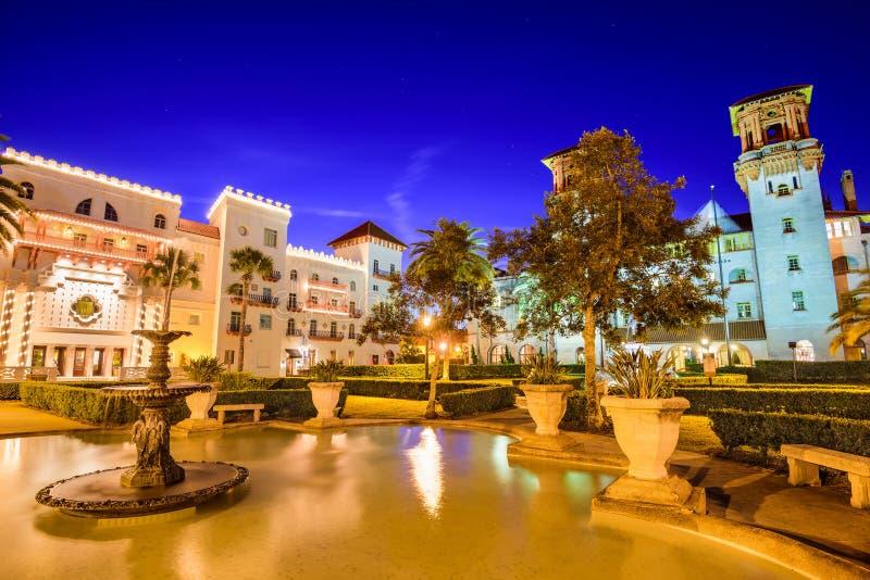 St. Augustine, Florida royalty free stock image