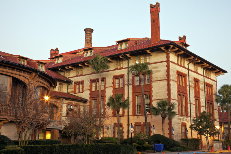 Download St. Augustine Historic Architecture Stock Image - Image: 22888919