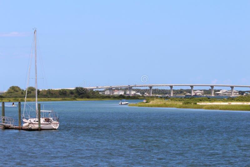 St Augustine, la Florida fotografía de archivo libre de regalías