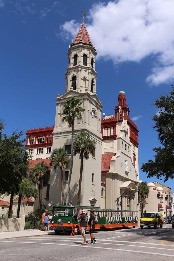 St Augustine, la Florida fotografía de archivo