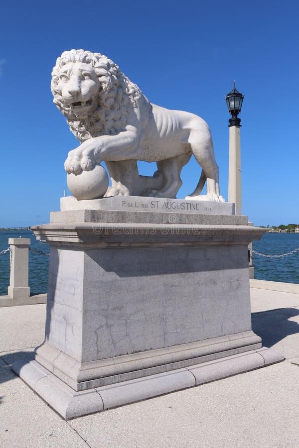 St Augustine, la Florida imagen de archivo libre de regalías