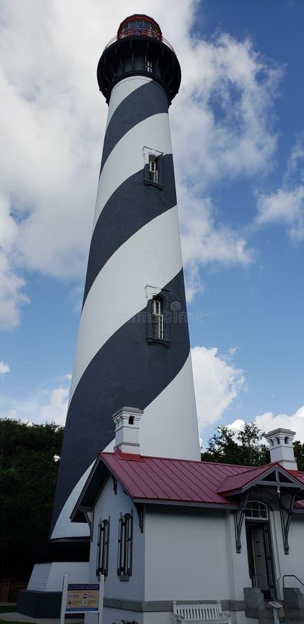 St Augustine latarnia morska zdjęcia stock