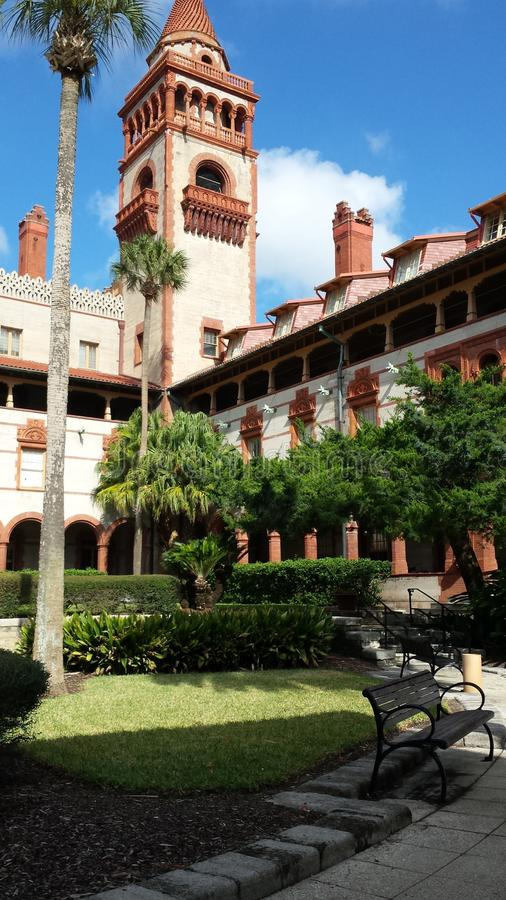 St. Augustine royalty free stock photography