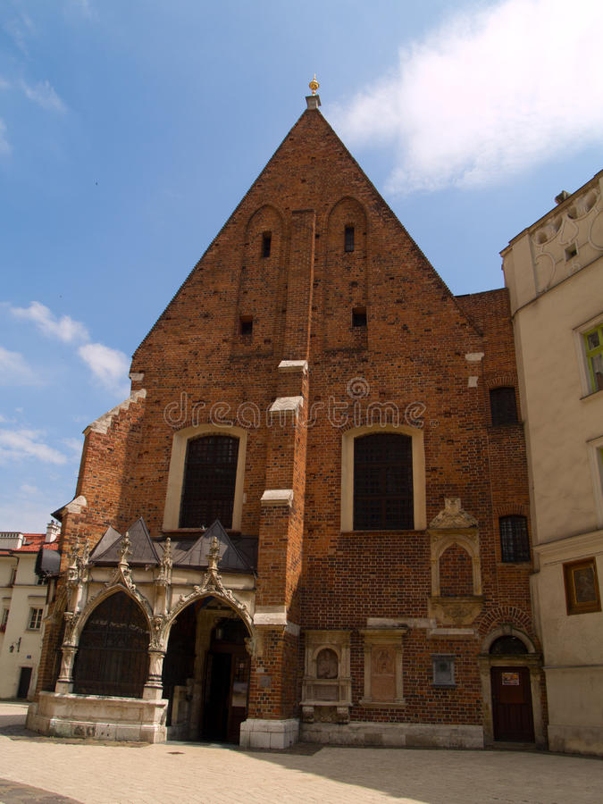 Download St Barbara Church In Krakow, Poland Stock Photo - Image: 23808324