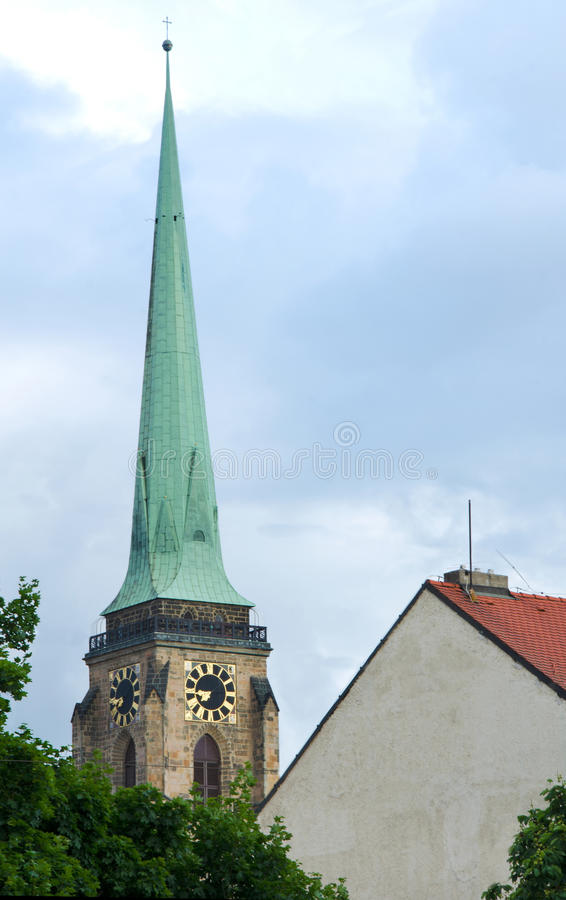 St Bartholomew photo stock