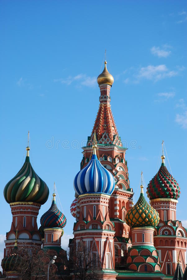 Free St. Basil Cathedral Stock Images - 9487524