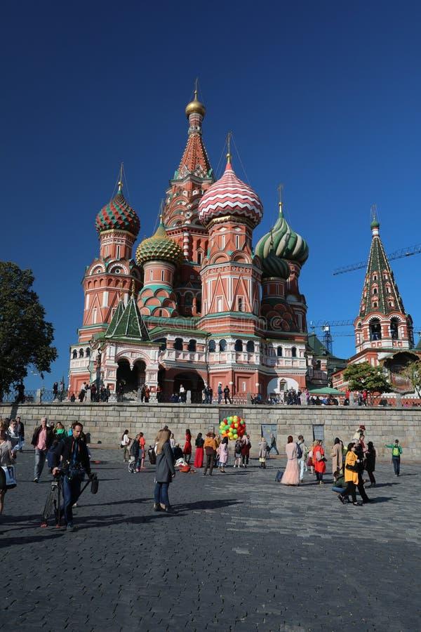 st basil katedry zdjęcie royalty free