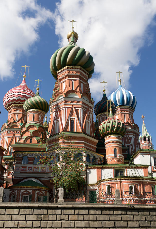 Download St Basil's Cathedral Royalty Free Stock Photos - Image: 25864928