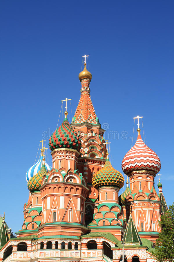 Free St. Basil S Cathedral At The Red Square Stock Photo - 19753930