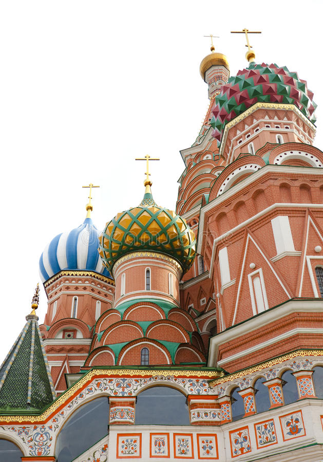 St. Basil s Cathedral in Moscow