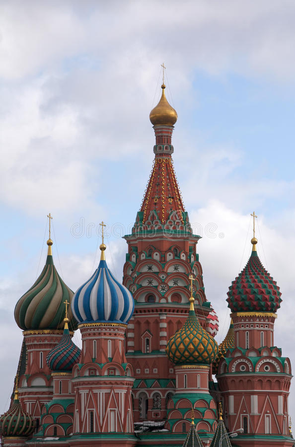Free St. Basils Cathedral, Russia Royalty Free Stock Images - 13844629