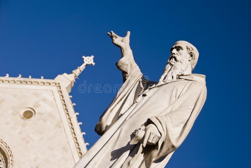 St. Benedicto imagenes de archivo