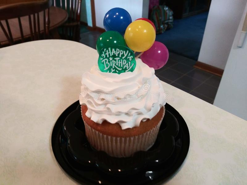 1st birthday royalty free stock image