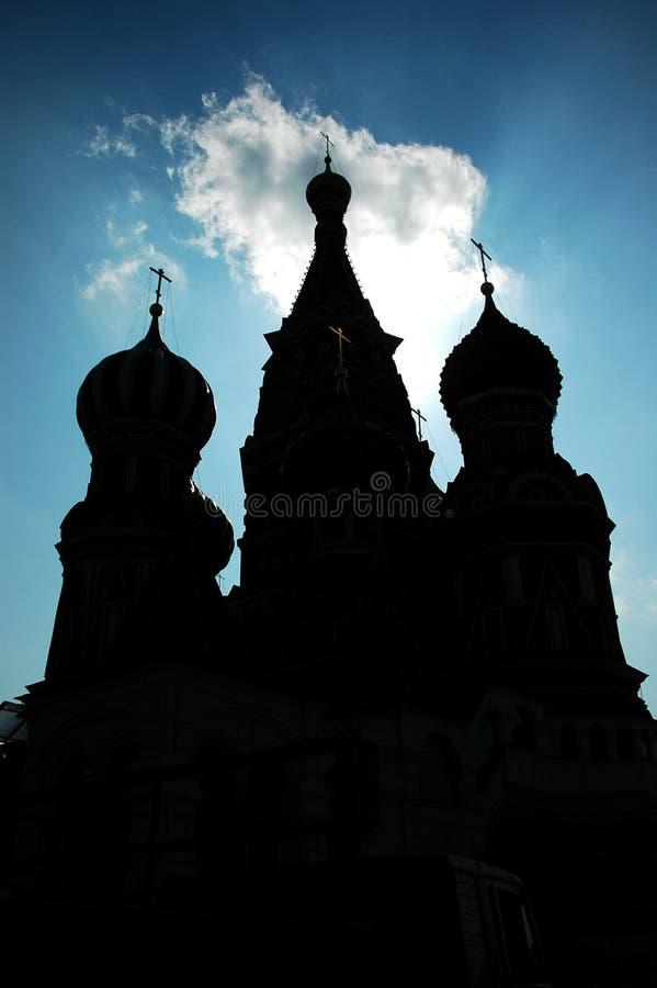 St. Catedral das manjericões fotografia de stock