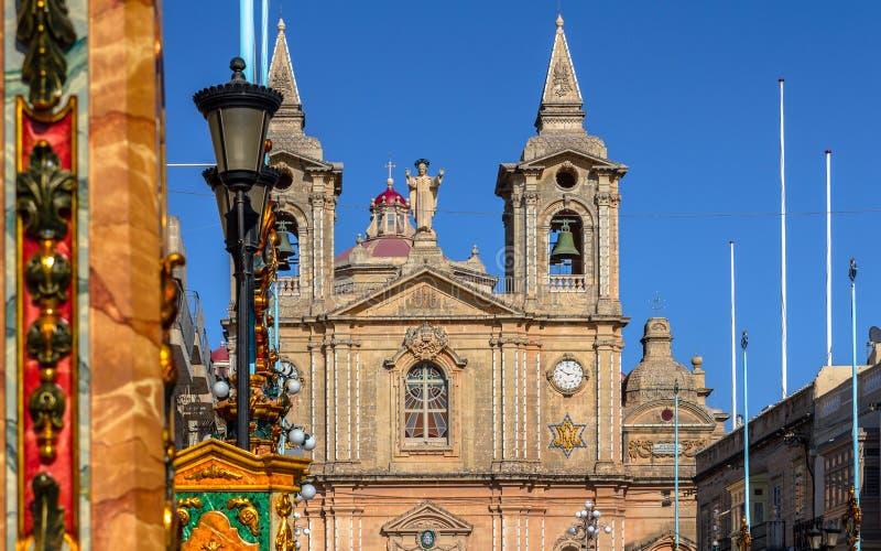 St Catherine Church immagine stock libera da diritti