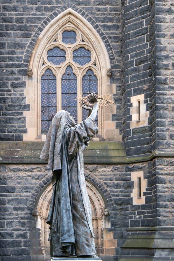 St Catherine di Siena immagine stock