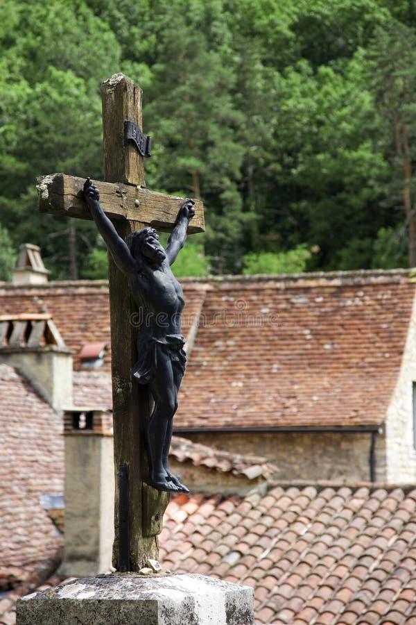 St.Cirq de Lapopie, France photos stock