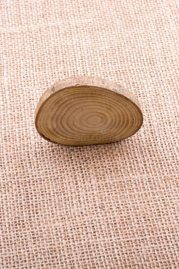 St?ckchen geschnittene h?lzerne Klotz lizenzfreies stockbild