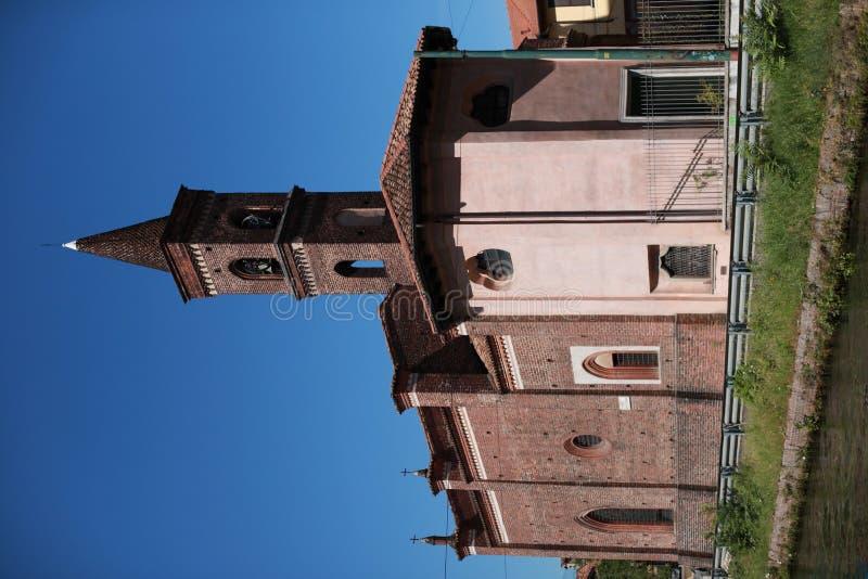 St Cristoforo, Milan, Italy royalty free stock photography