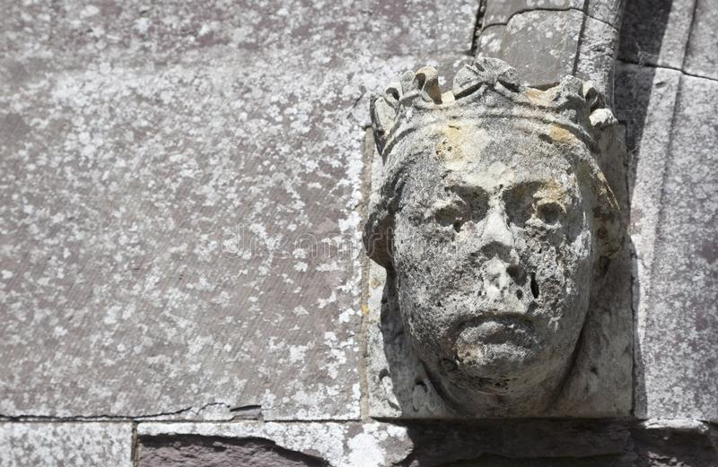 St David & x27; catedral de s, Pembrokeshire imagens de stock royalty free