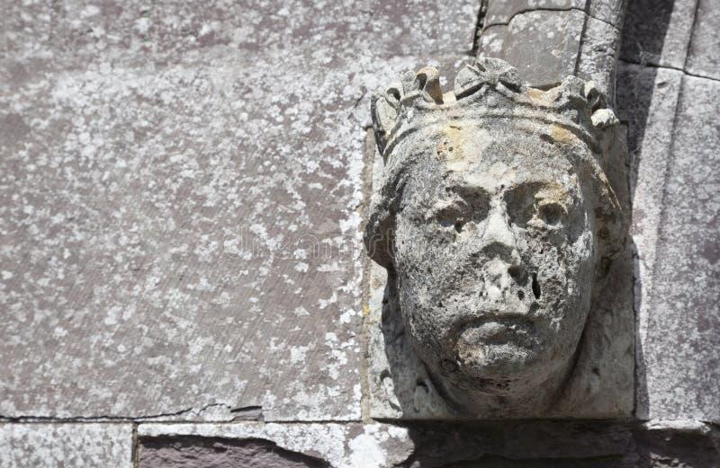 St David& x27; s Kathedraal, Pembrokeshire royalty-vrije stock afbeeldingen